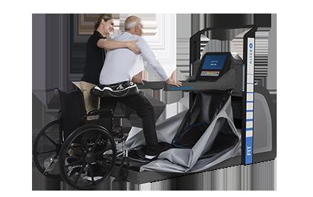 ALTERG®FIT Neuroriabilitazione e Robotica, Riabilitazione Ortopedica