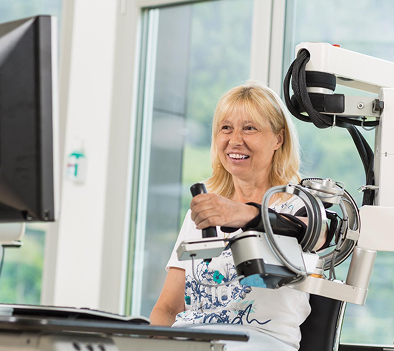 Armeo Power di Hocoma - Sistema per la riabilitazione robotica dell'arto superiore