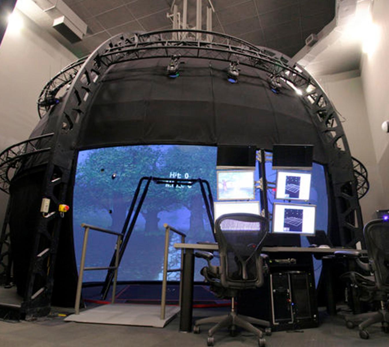 Caren (Motek) Neuroriabilitazione e Robotica