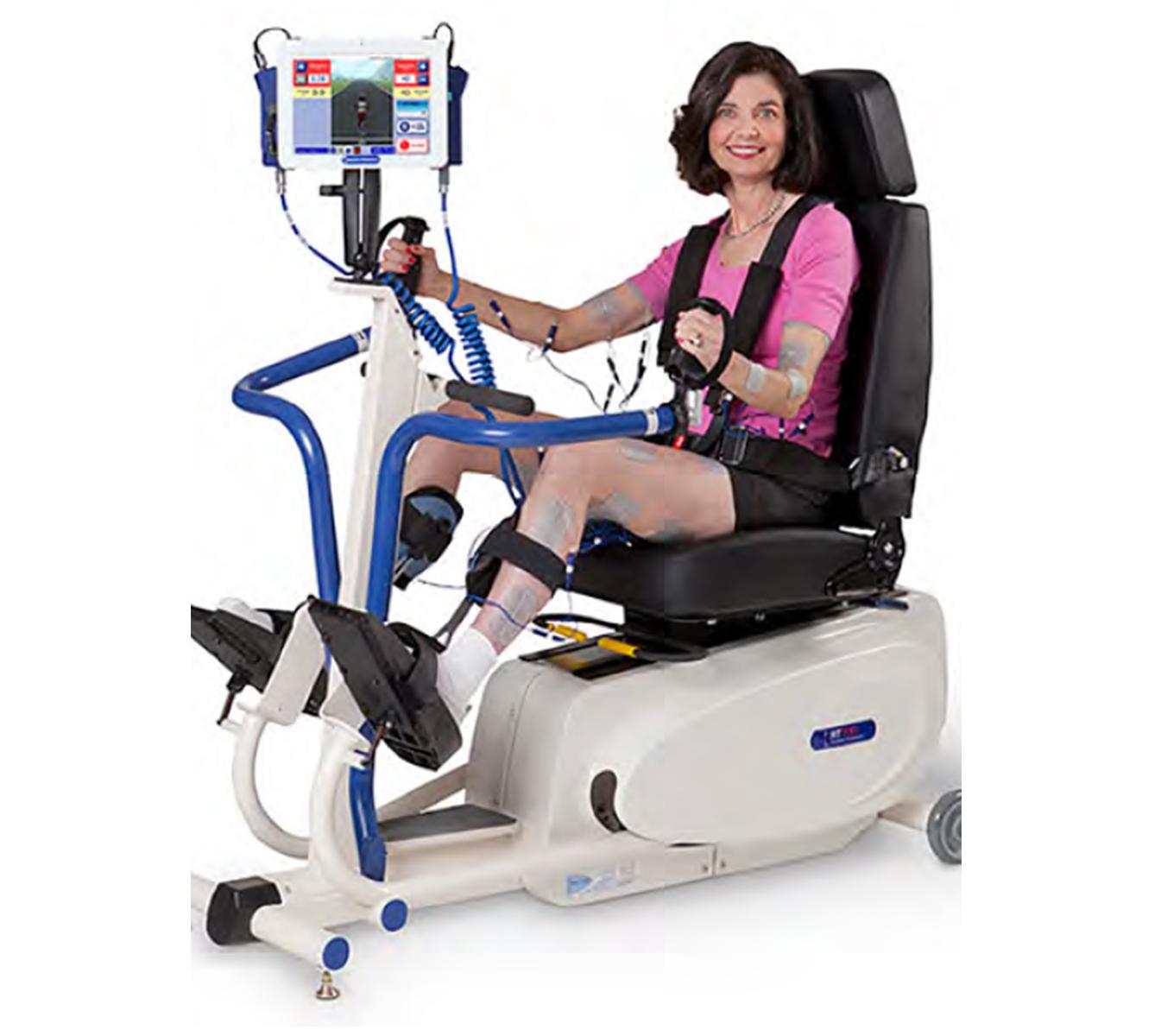 RT200 (RTI) Neuroriabilitazione e Robotica, Terapia domiciliare