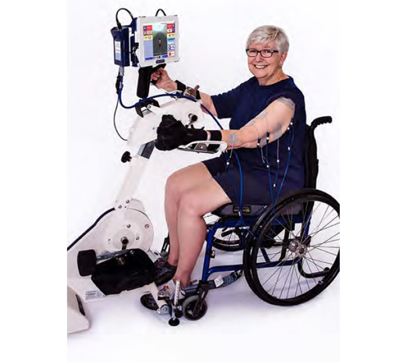 RT300 (RTI) Neuroriabilitazione e Robotica, Terapia domiciliare