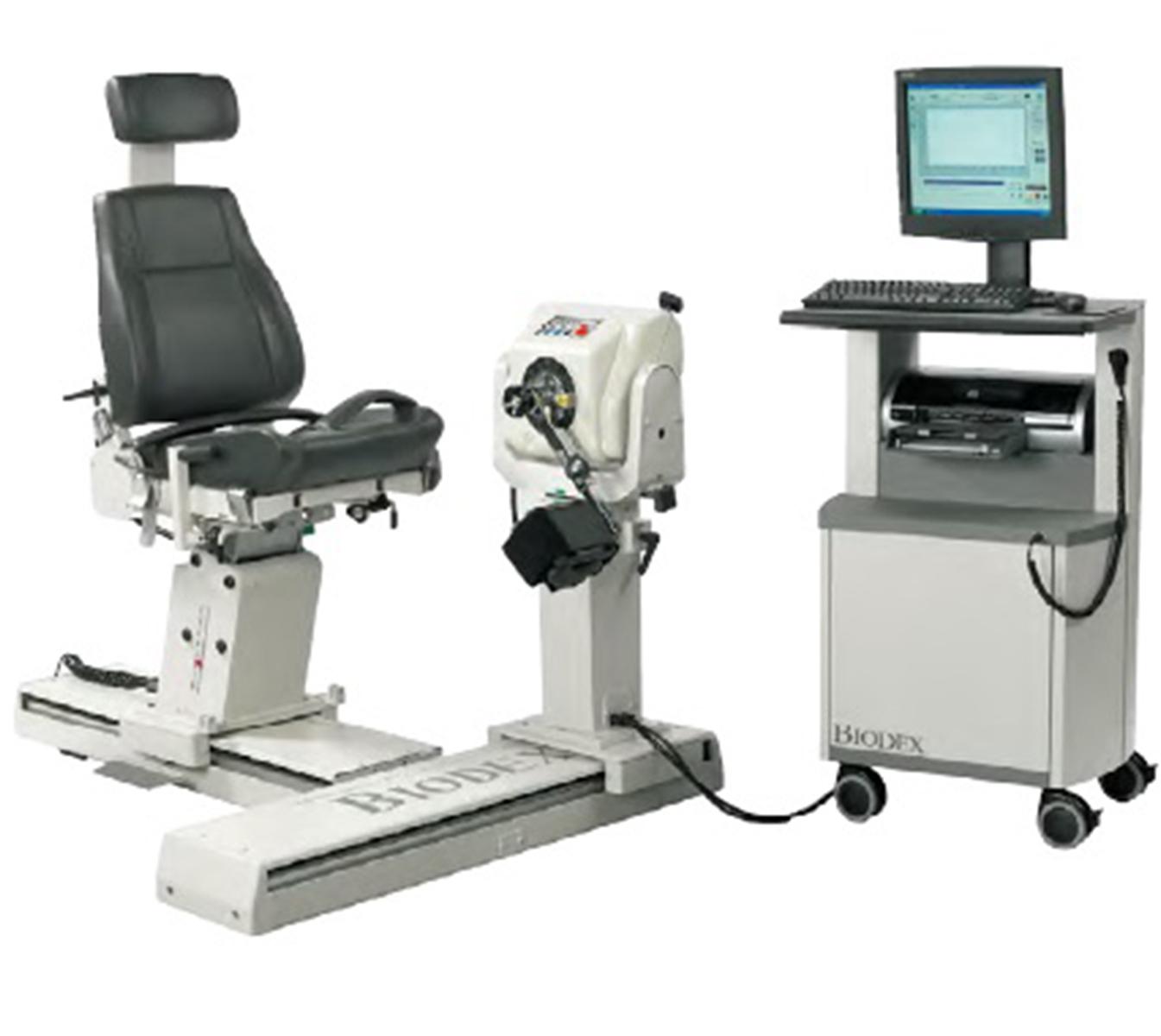 System 4 (Biodex) Riabilitazione Ortopedica