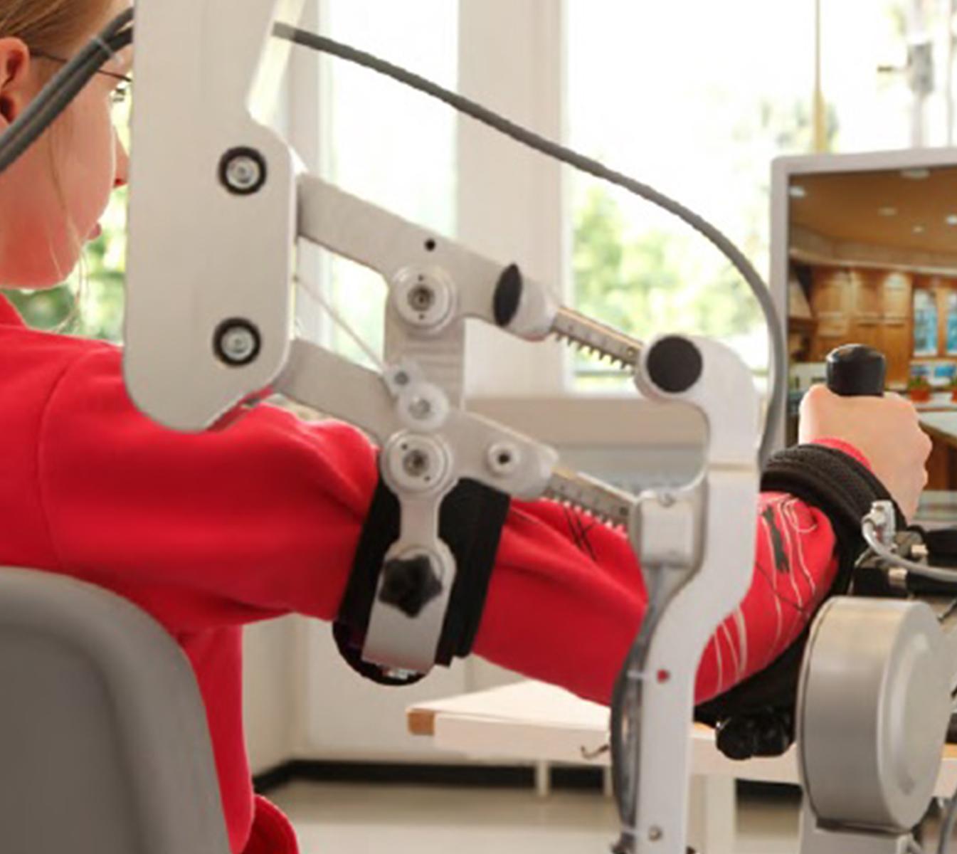 Armeo spring pediatrico (Hocoma) Neuroriabilitazione e Robotica pediatrico