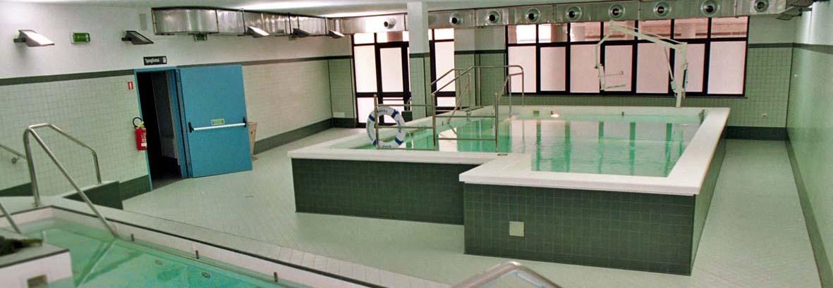 Vasche Riabilitative e Camminamenti Vascolari (Okua) Idroterapia