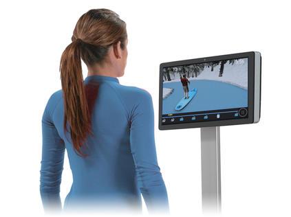 Balance System SD schermo