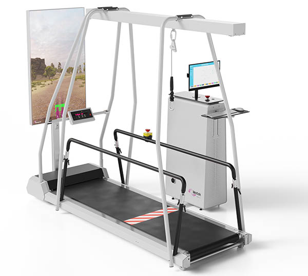 C-Mill® (Hocoma) Neuroriabilitazione e Robotica