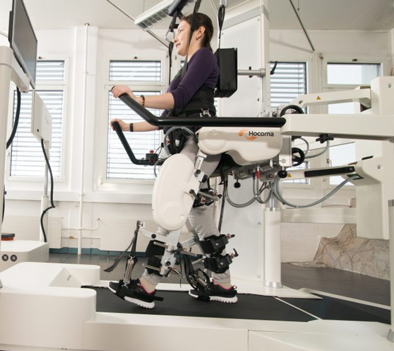 Lokomat® (Hocoma) Neuroriabilitazione e Robotica